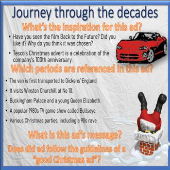 British Christmas Commercials 2020 British Christmas 2018  2019 through ads – ESL adult business