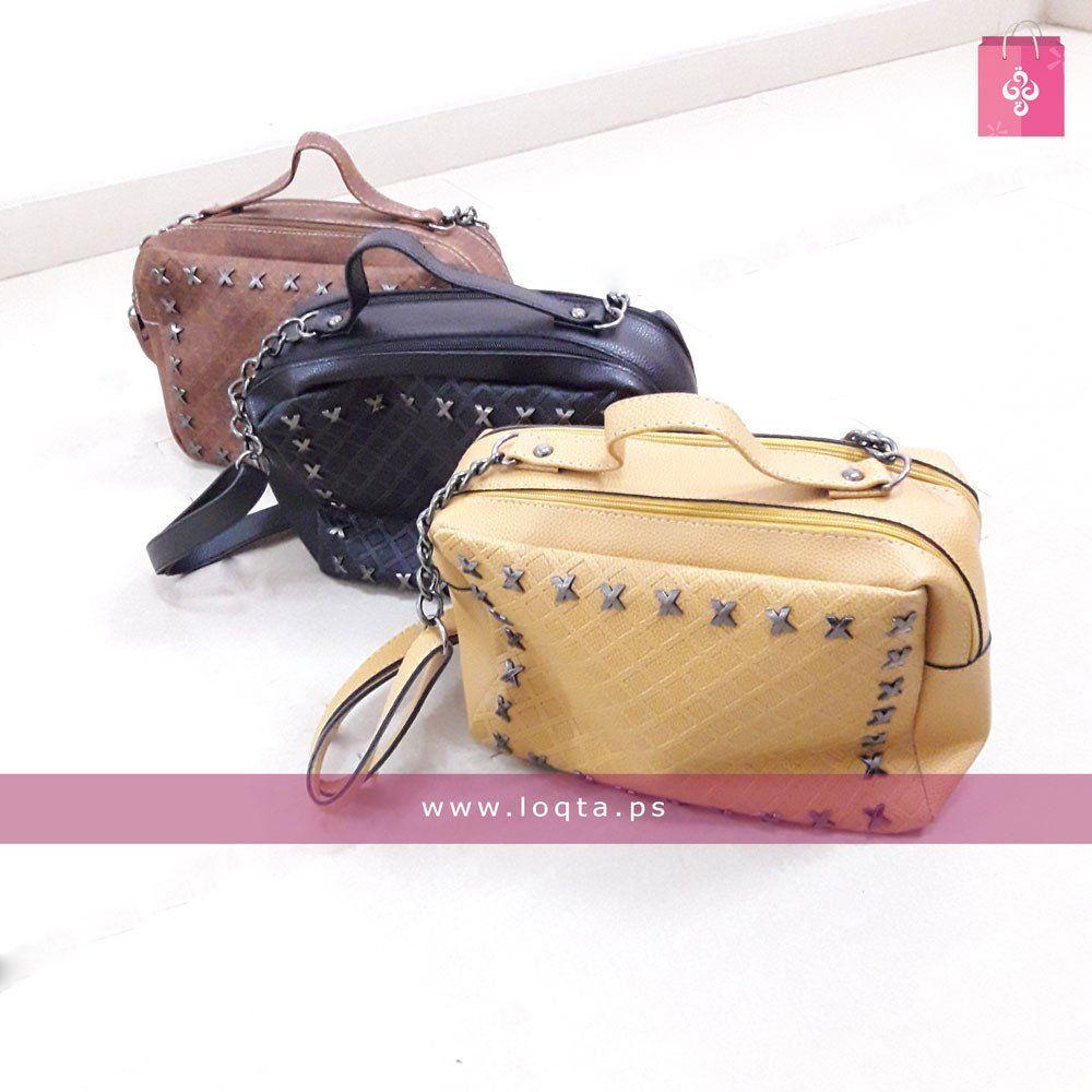 حقيبة كروس إكسات صغير عدة ألوان أسود كموني بني Loqta Ps School Bags For Girls Cross Bag Black Girls