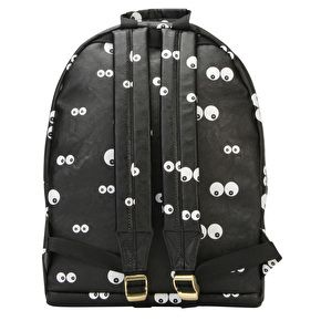 Mi-Pac Eyes Backpack - Black  8c893d6c98593
