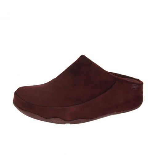 FitFlop™ Gogh™ Moc Shoes Hot Cherry