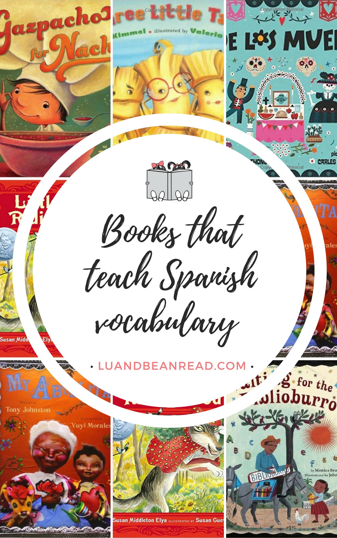 Our Favorite Children S Books That Teach Spanish
