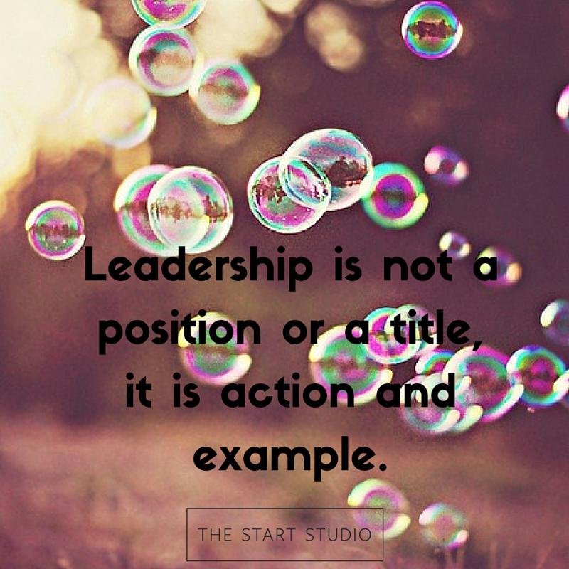 An Essay on Leadership