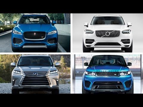Top 10 Best Suv 2016 You