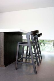 Designer barstool - cafe chair - Play Barstool by Alain Berteau - Bar / club furniture - Wildspirit