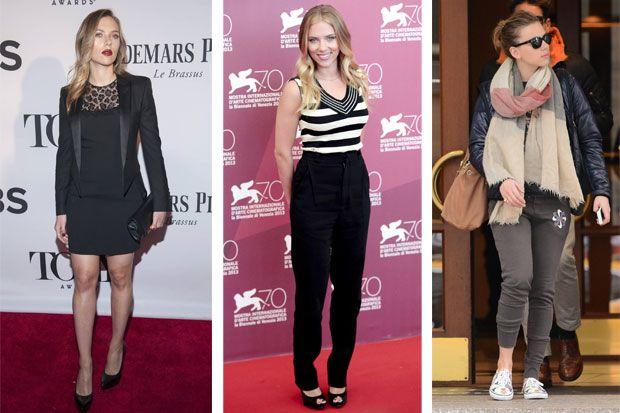 Los estilismos de Scarlett Johansson