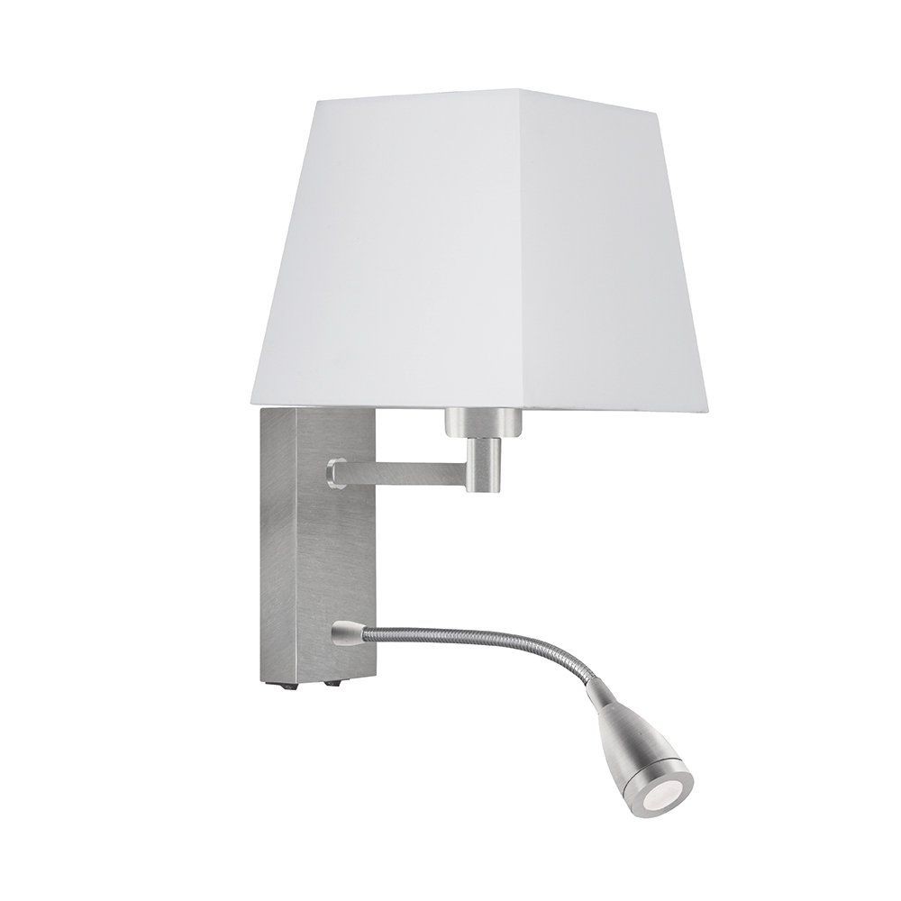 Searchlight 9719ss mother child 2 light wall light satin silver searchlight 9719ss mother child 2 light wall light satin silver aloadofball Image collections