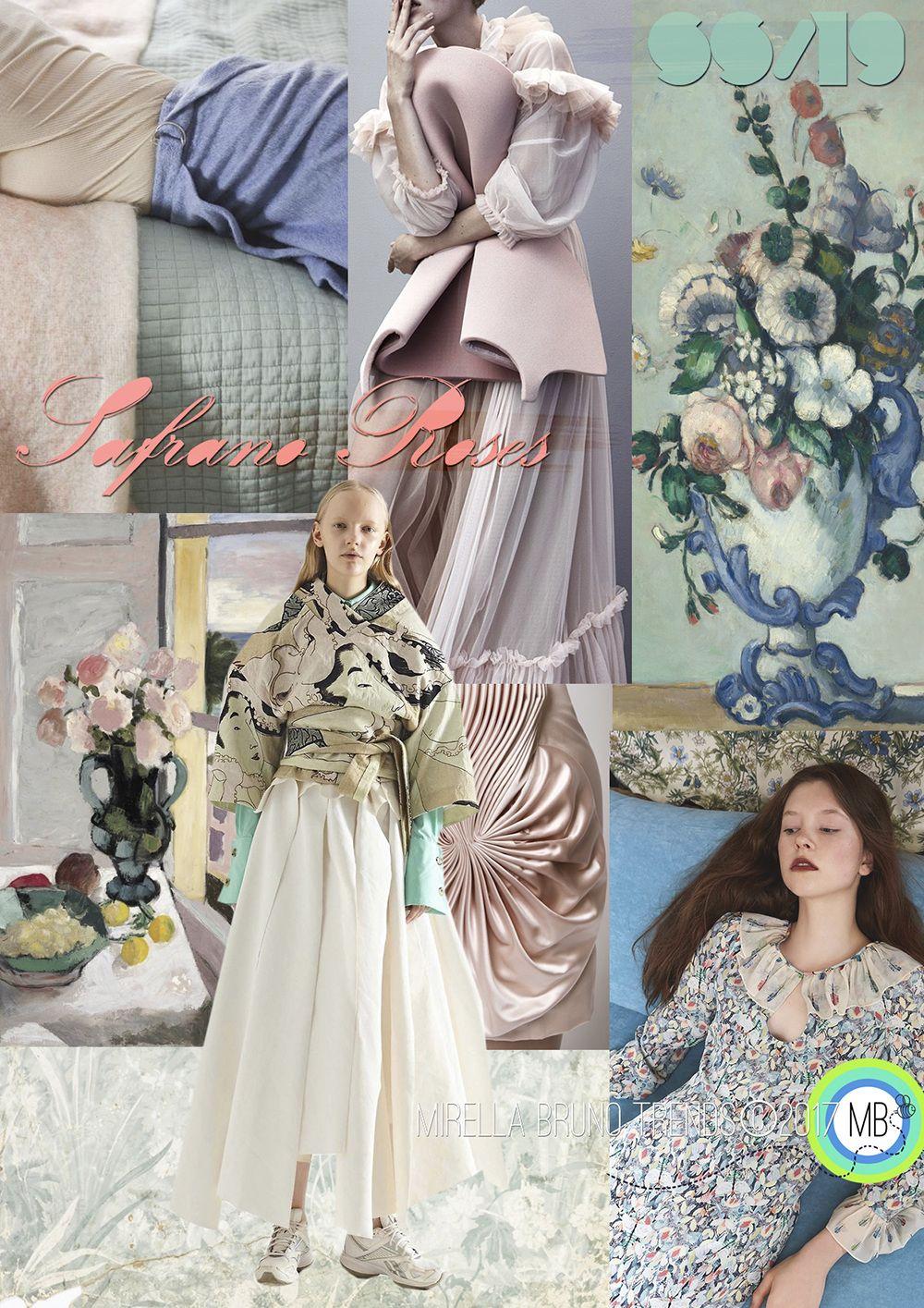 Safrano Roses SS/19 - Mirella Bruno Print Pattern and ...
