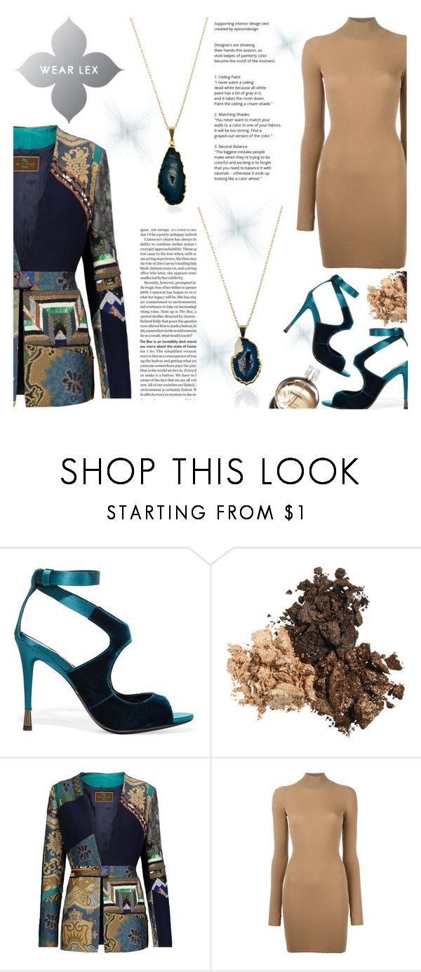 """WEAR LEX"" by gaby-mil ❤ liked on Polyvore featuring Tom Ford, Etro, adidas Originals, Chanel, jewelry and wearlex"