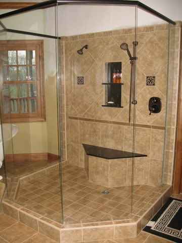 Merveilleux Showers With No Doors Bathrooms Designs | Pics Of Snail Showers   No Door  Showers Please!   Bathrooms Forum .