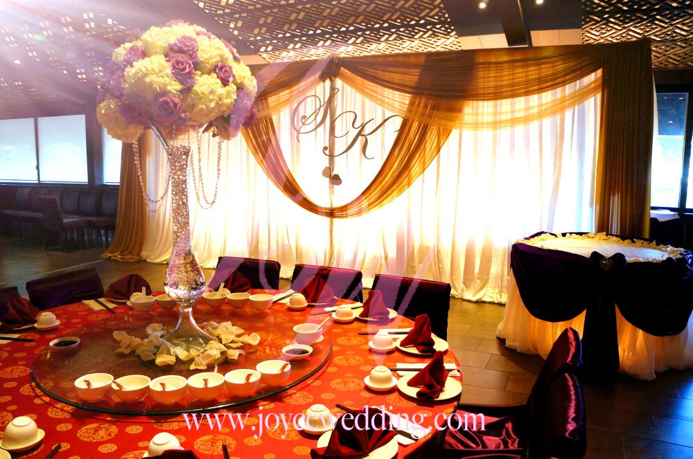 Wedding Reception At Asian Legend M Wedding Pinterest