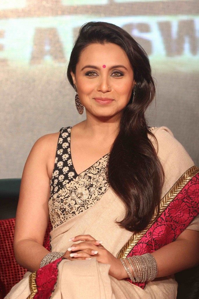 For Rani mukherjee hot transparent saree