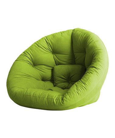Lime Round Futon A Bunch Of These