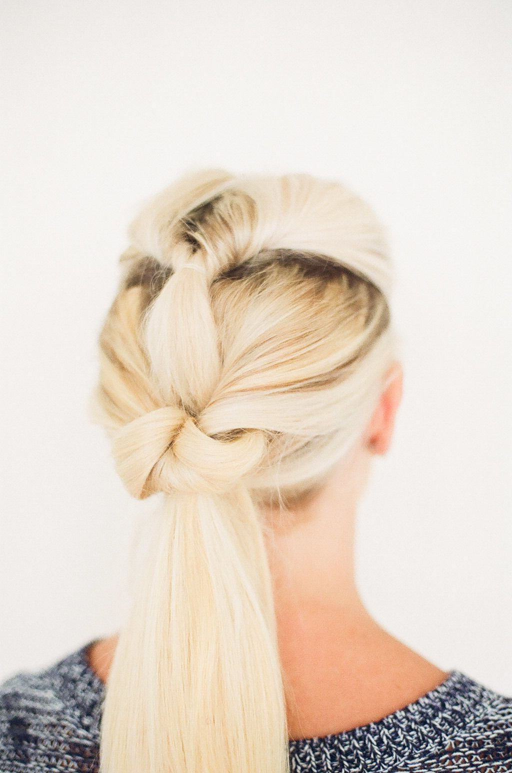 Take your ponytail from blah to beautiful with these easy steps