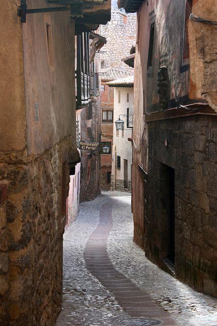 Albarrac�n: The Most Beautiful Village in Spain