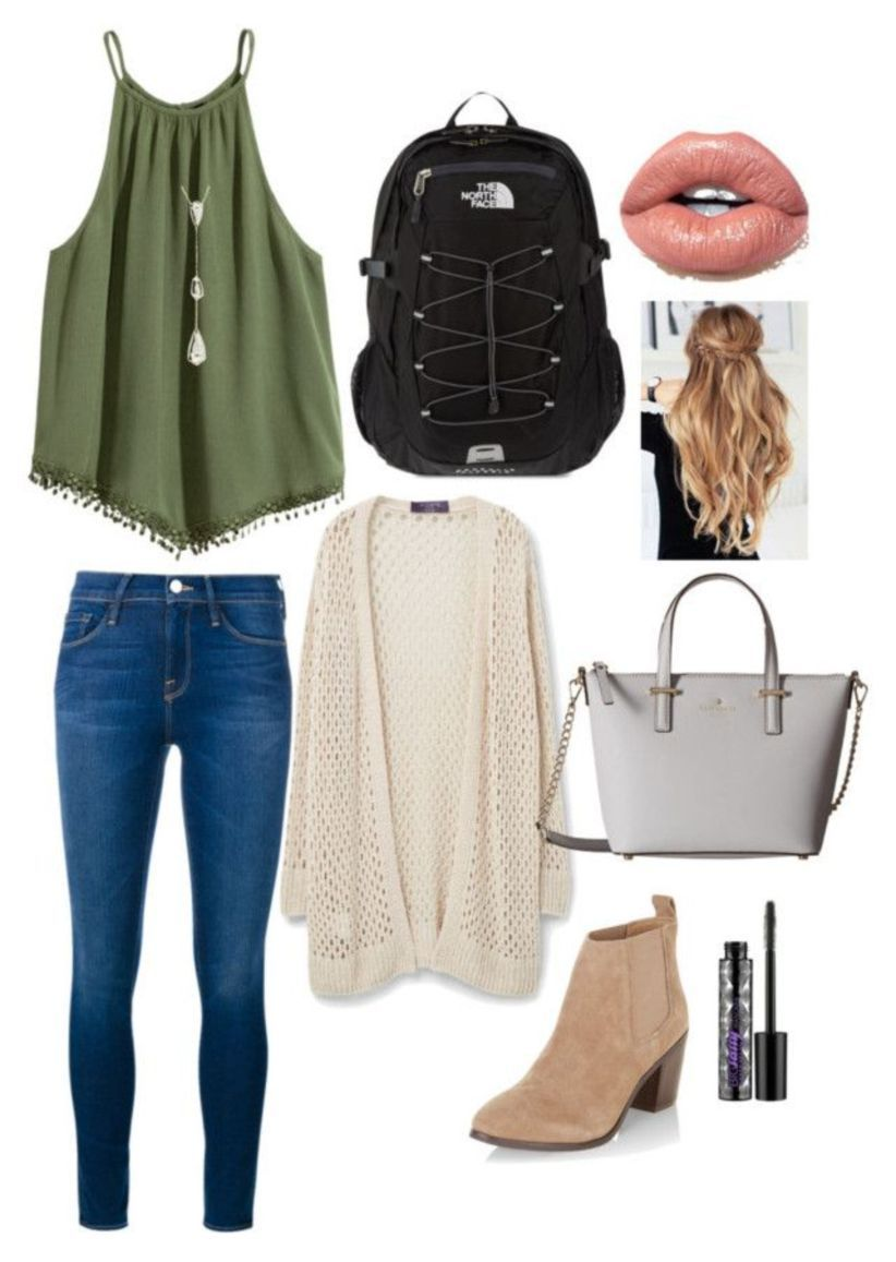 30 Trend-setting Polyvore Outfit Ideas #women fashion # #Trend
