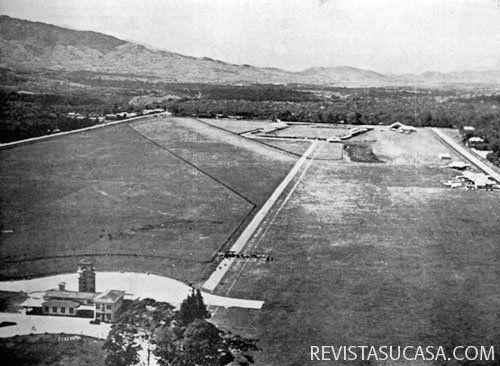 antiguo aeropuerto la sabana.