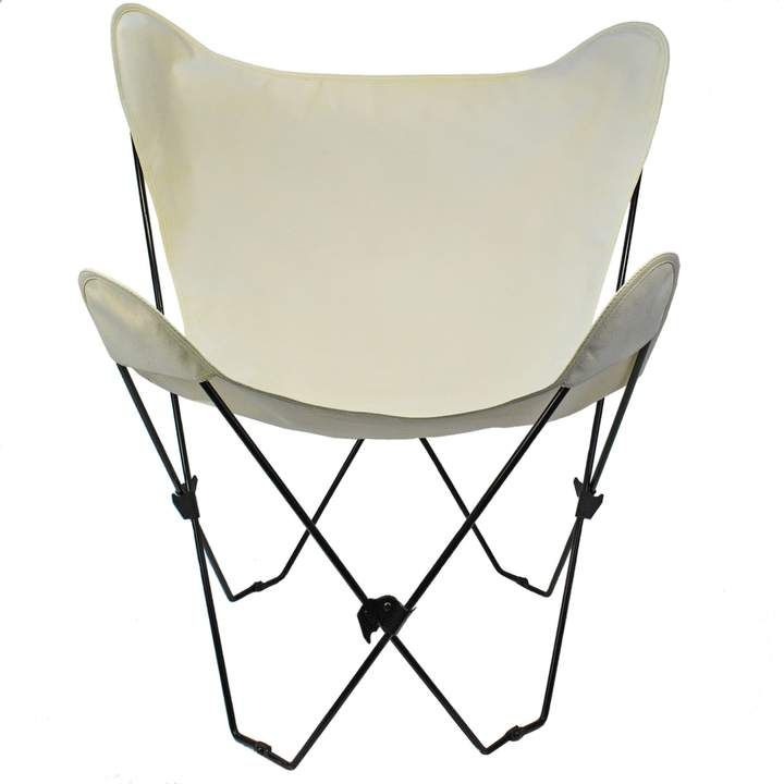 Outstanding Algoma Duck Cotton Butterfly Chair Products In 2019 Andrewgaddart Wooden Chair Designs For Living Room Andrewgaddartcom