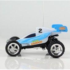 NEW R/C Kart Radio Control Die-Cast Mini Racing Car (35MHz)