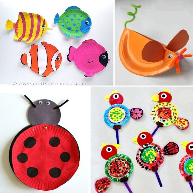 ANIMAL PAPER PLATE CRAFTS - Kids Activities  sc 1 st  Pinterest & ANIMAL PAPER PLATE CRAFTS | Paper plate animals Paper plate crafts ...
