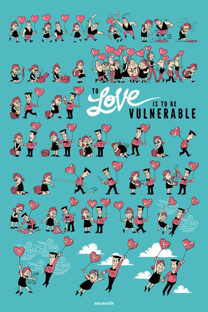 to-love-is-to-be-vulnerable.
