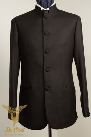 4867ae114 Nehru Kraag Jas. Nehru Collar Jacket | Conductor's formal wear in ...