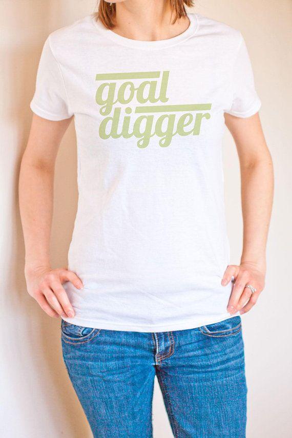 Goal Digger SVG, Goals, Goal Planner, Goal Journal, Goal Digger, Goal