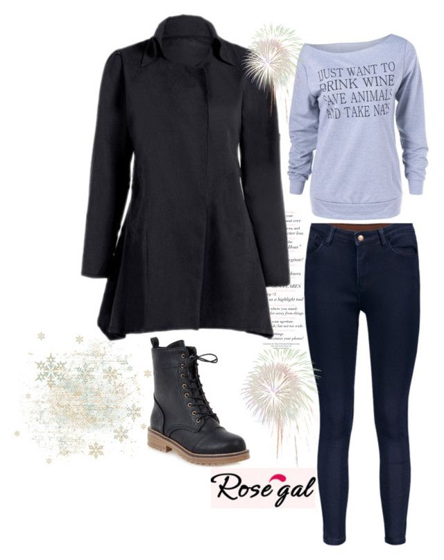 """""""Rosegal-1/2"""" by thesnow977 ❤ liked on Polyvore"""