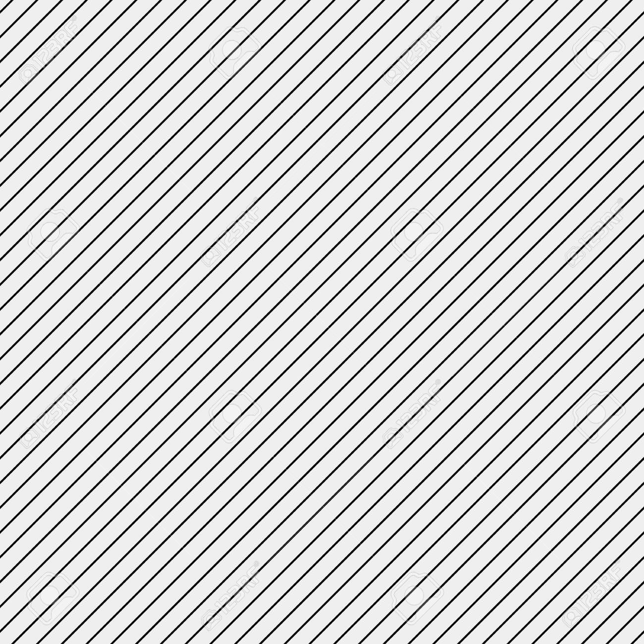 Vector Seamless Pattern Modern Stylish Texture Repeating Geometric Tiles With Diagonal Lines In Monochro In 2021 Geometric Tiles Seamless Patterns Merchandise Design