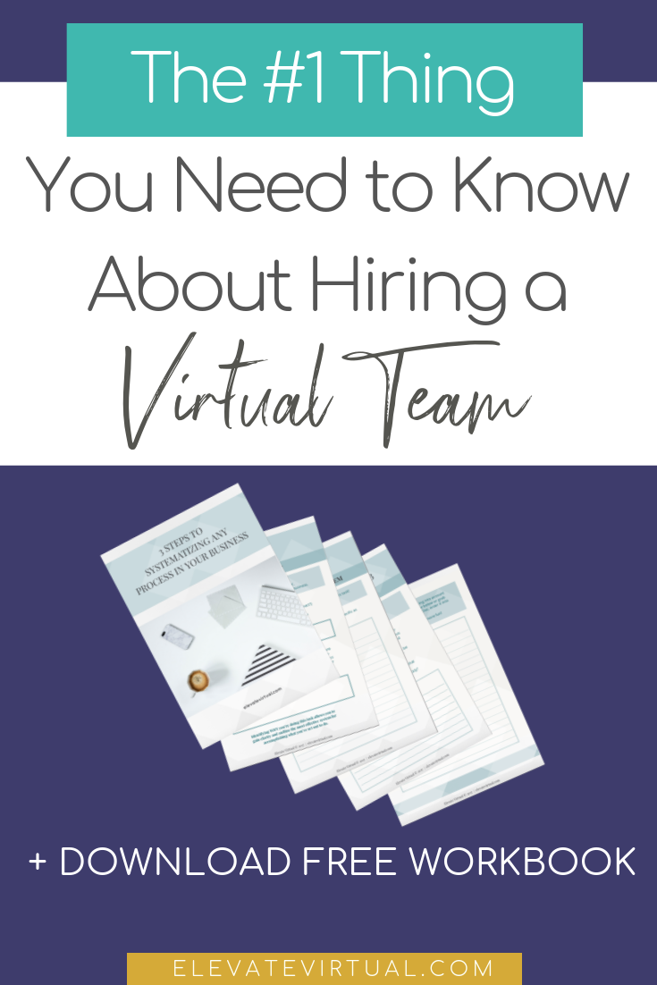 The 1 Thing You Need To Know About Hiring A Virtual Team