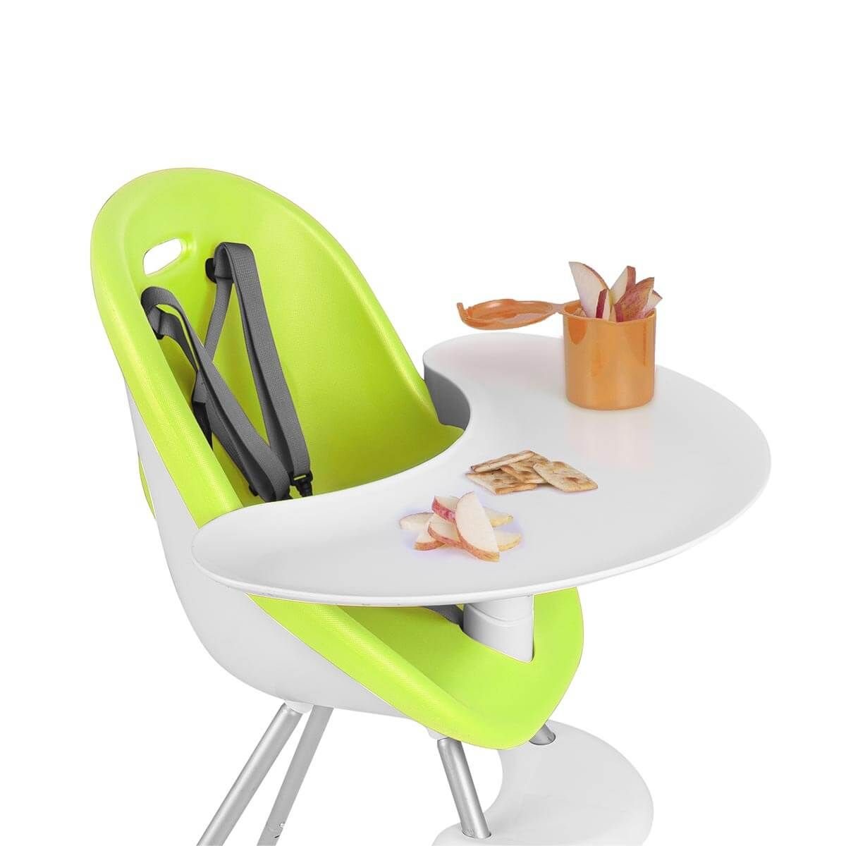 Philu0026teds Poppy Baby High Chair With Food Tray In Lime | Poppy Highchair |  Pinterest | Food Trays And High Chairs
