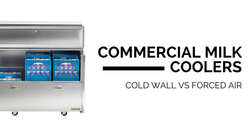 Milk Coolers Cold Wall Vs Forced Air Which Is Best Milk Coolers Wall Cooler