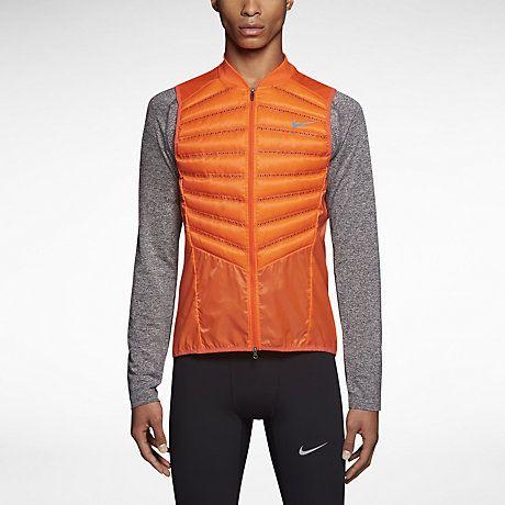 3383e3188 Nike Aeroloft 800 Men's Running Vest | Clothing/Footware | Running ...