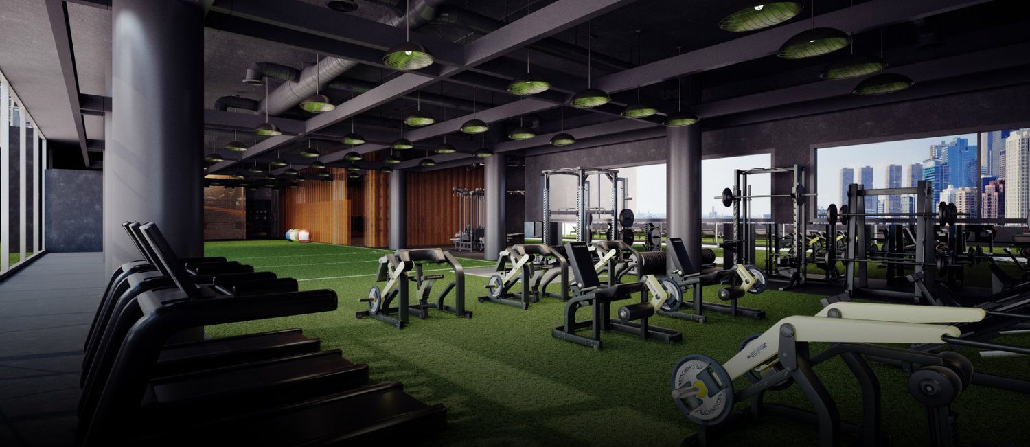 The 10 Best Hotel Gyms In Chicago Hotel Gym Best Hotels Floor Workouts