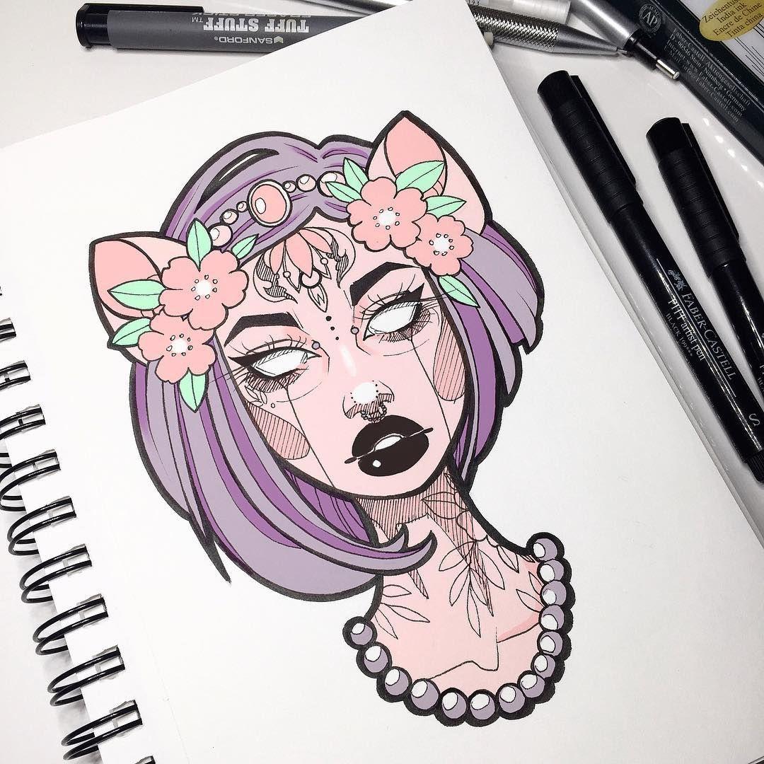 P i n t e r e s t e n d e y a h a r t pinterest for Weird drawing ideas