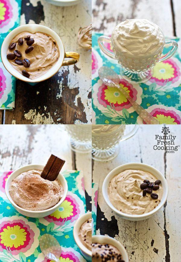 Coconut Vegan Whipped Cream Recipe | FamilyFreshCooking.com @Marla Landreth Landreth Landreth Meridith