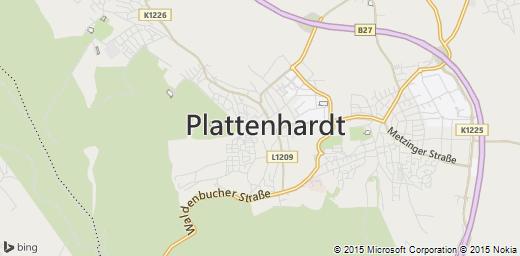 Plattenhardt Deutschland