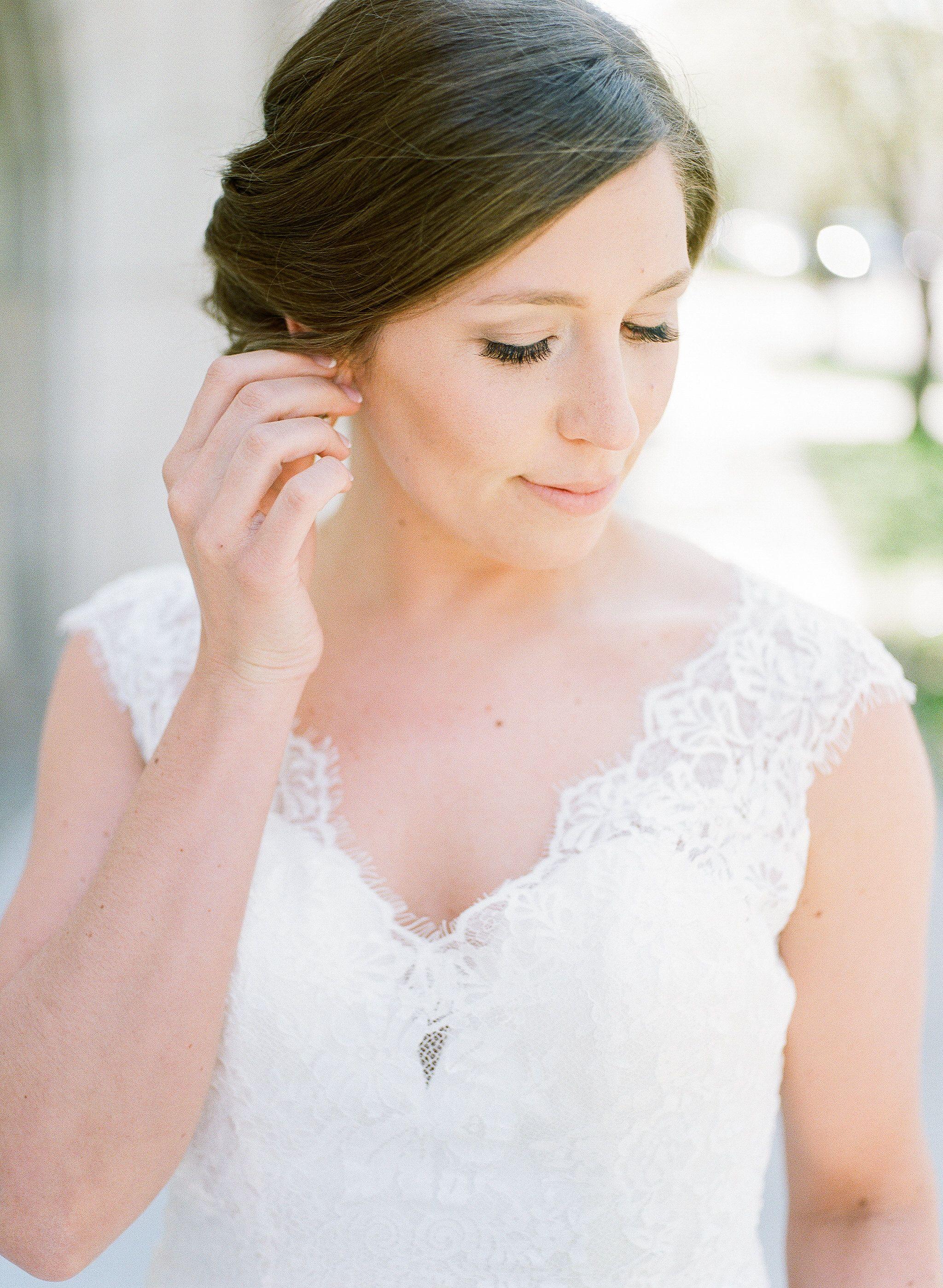 Natural Bridal Makeup in 2020 Bridal beauty makeup