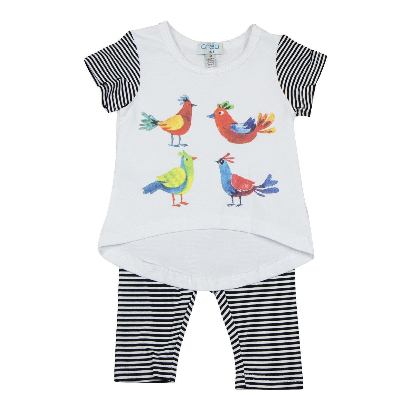 Crew Baby Bird Set
