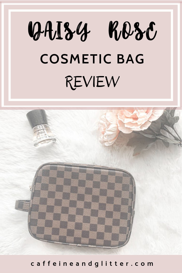 Is the Daisy Rose makeup bag worth the hype? daisyrose