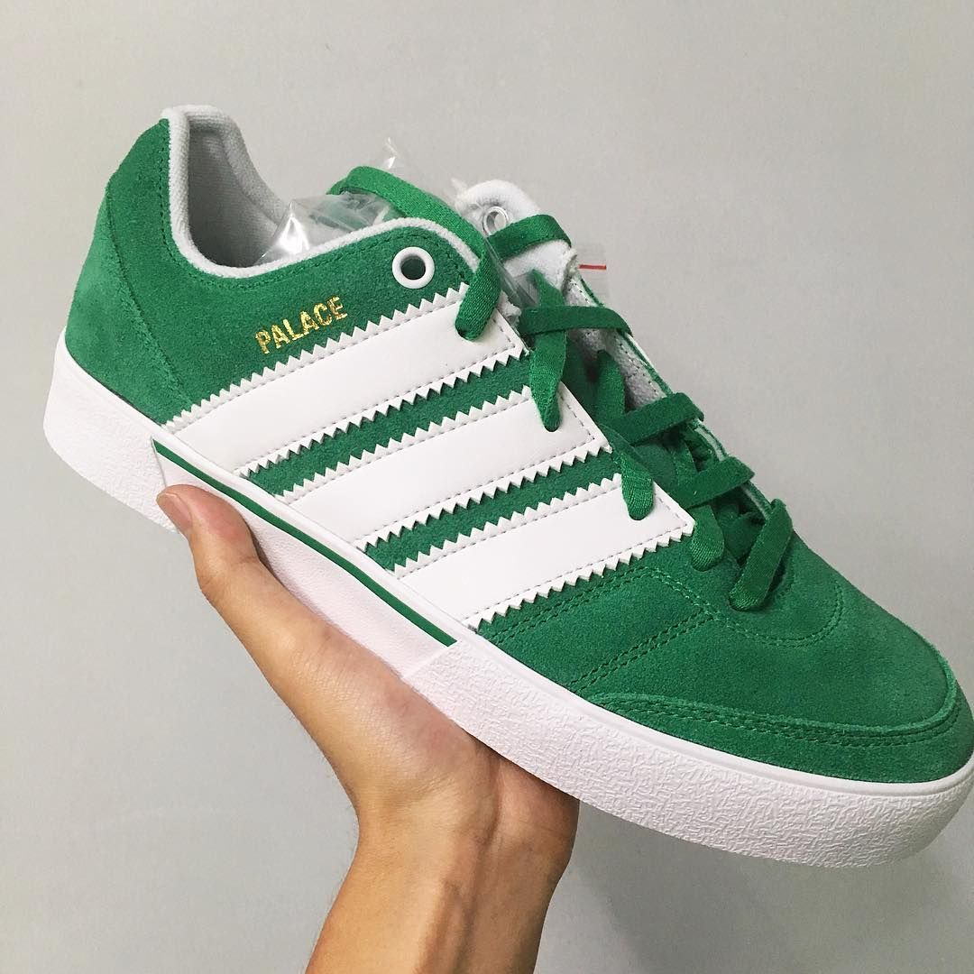 new products ed325 f388d Palace x adidas Originals O Reardon (Green)