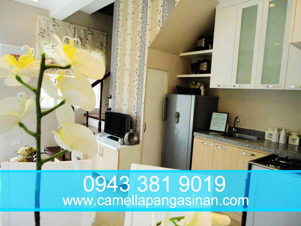 The Marga Model House Is Perfect For Small Families That Need A Space To Start Anew With 2 Bedrooms 1 Toilet Bath Living Dining And K With Images Model Homes