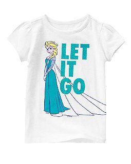 Let It Go Tee $12.88