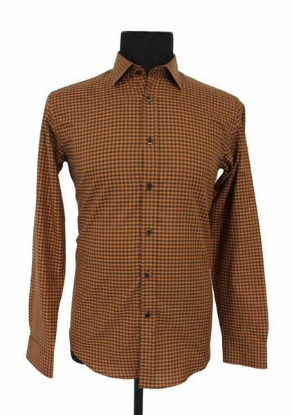 The Orange Brick Shirt