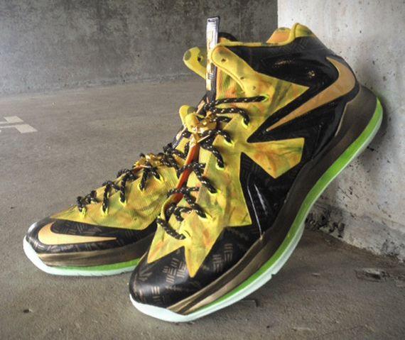hot sale online 0c2c4 14d70 Nike LeBron X Elite-