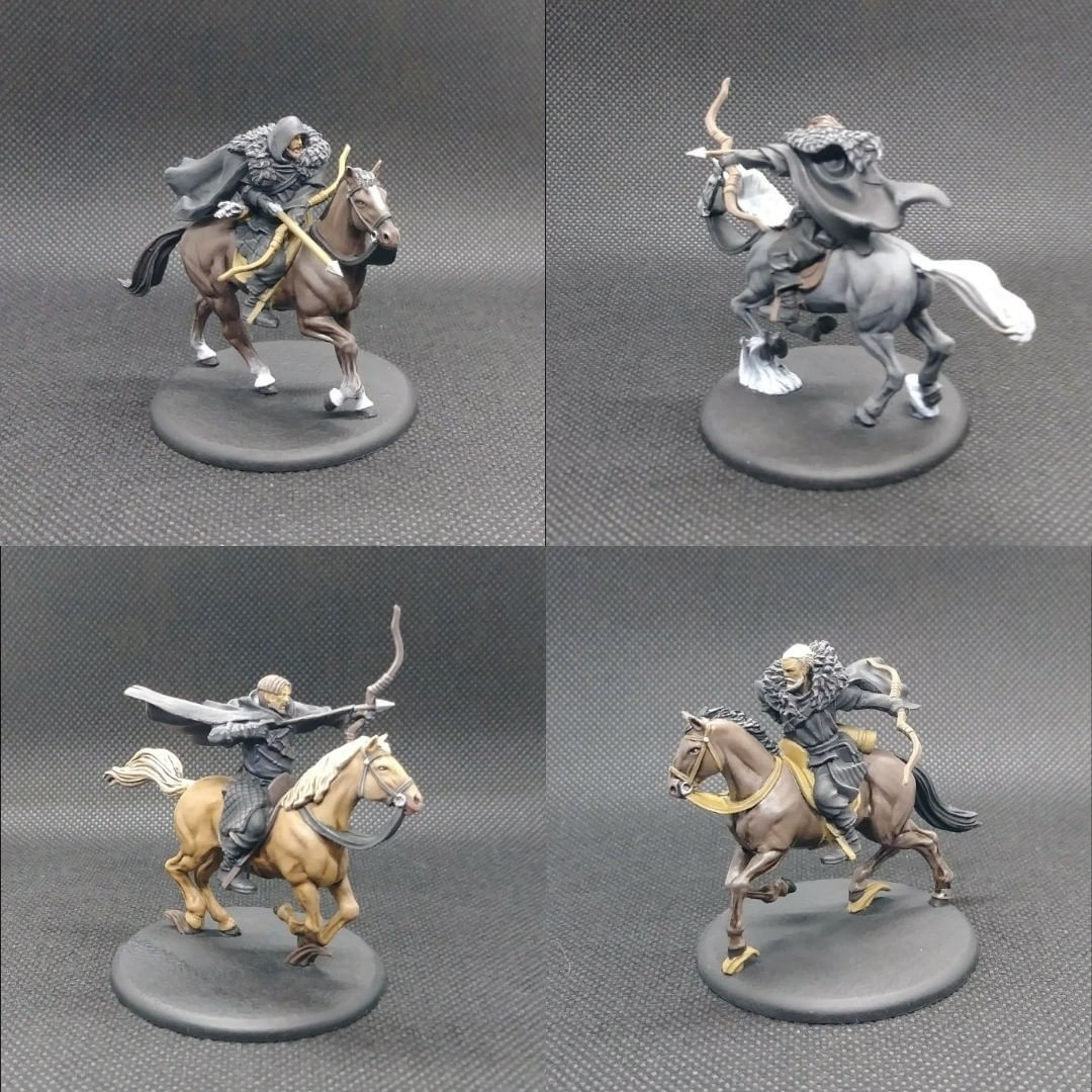 Pin By Jennifer Spencer On My Painted Minatures Miniature