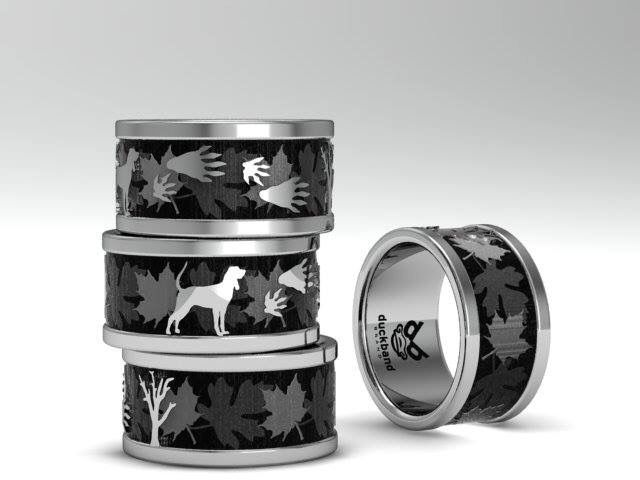 coon hunters ring by duck band brand jewelry pinterest