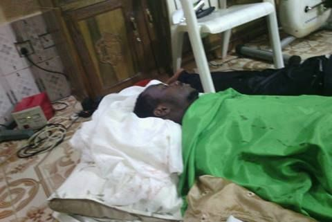 The leader of Nigeria's Shia communitySheikh Ibraheem Zakzaky of the Islamic Movement of Nigeria, whose three sons were killed yesterday by Nigerian troops in Zaria said the Shiawere without arms...