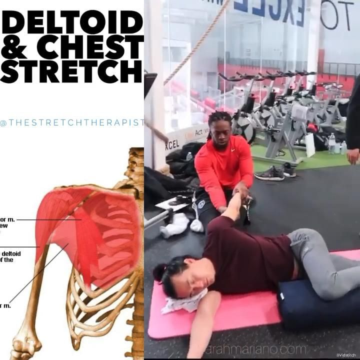 19+ The Shoulder Stretch You've Been Looking For