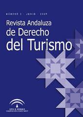 Revista andaluza de derecho del turismo