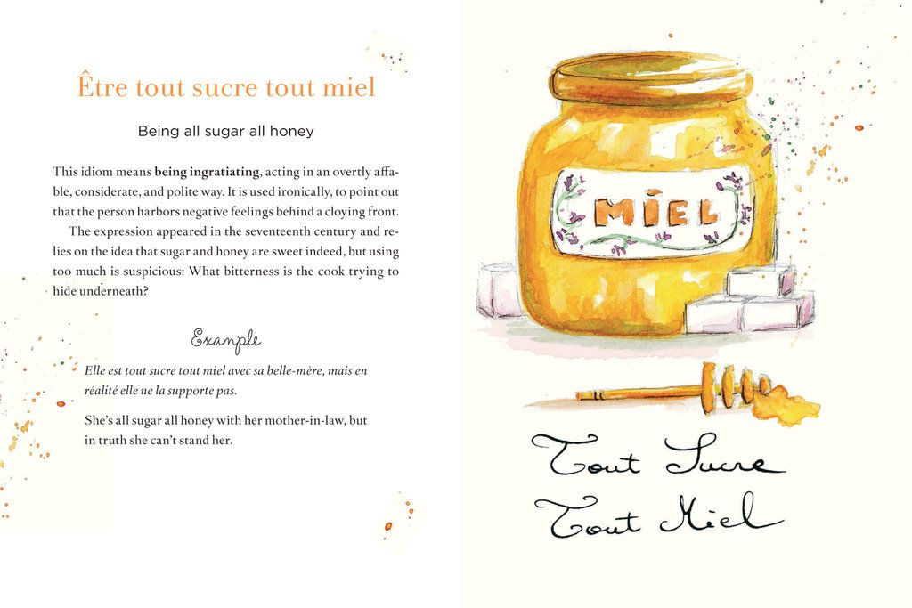 An Illustrated Compendium of French Food Idioms | FRENCH